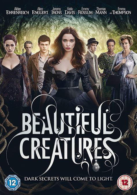 beautiful creatures beautiful creatures dvd 5017239197376 ebay