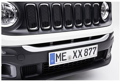 jeep front grill front grill cover jeep renegade vm03515