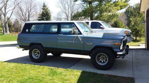 Jeep Forum 1982 Jeep Fsj 1 Jk Forum