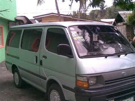 local toyota toyota hiace used cars in subic mitula cars