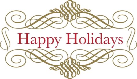 happy holidays clip art  geographics clipart