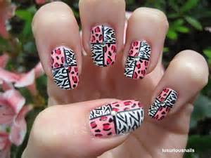 animal prints on nails why not makeup tips and fashion