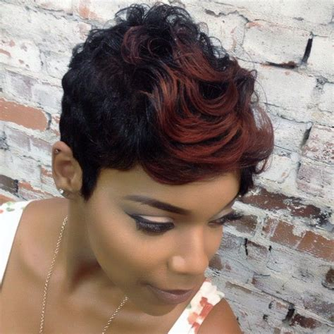 short hairstyles for fine damaged hair 579 best images about short cuts bobs and weaves and