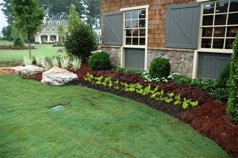 residential landscape portfolio green acres landscaping