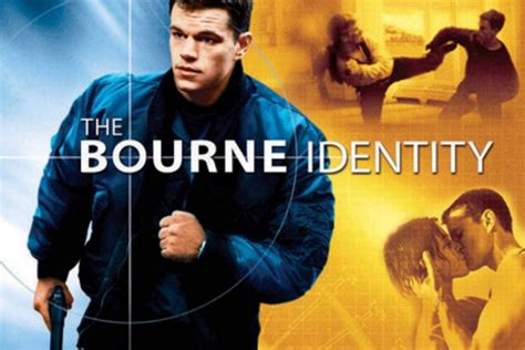 The Bourne Identity top 10 moments the bourne identity infinite