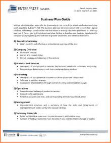 complete business plan template 7 business plans exles bussines 2017