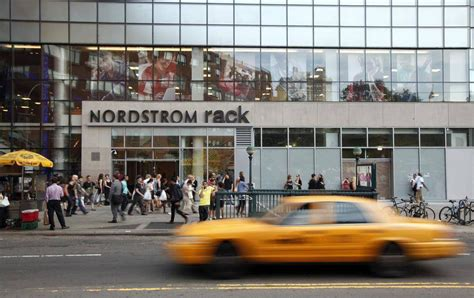 Nordstrom Rack Locations Canada by Nordstrom Delays Openings Of Low Cost Rack Stores In