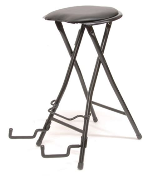 Guitar Stand And Stool by Stands Gt Stage Player 2 Folding Guitar Stand And Stool