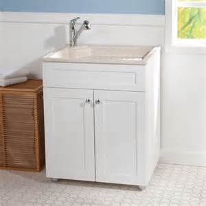 Laundry Room Sinks With Cabinets Laundry Room Utility Sink Cabinet Bee Home Plan Home