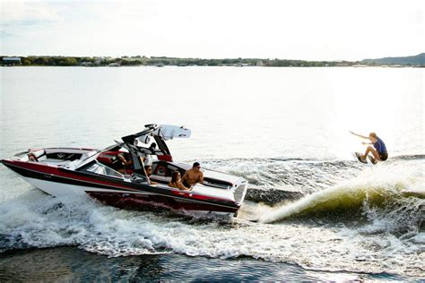 wakeboard boats expensive tig 233 rzx2 review boats