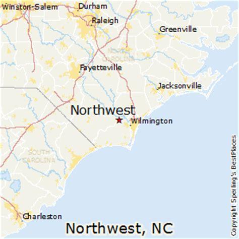 map of northwest carolina best places to live in northwest carolina