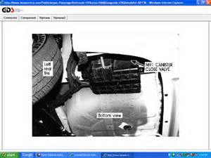 canister vent solenoid location 2001 sonata get free