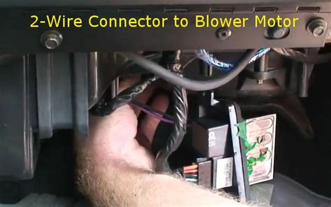 how to replace blower motor resistor 2004 silverado chevrolet 171 autorepairinstructions