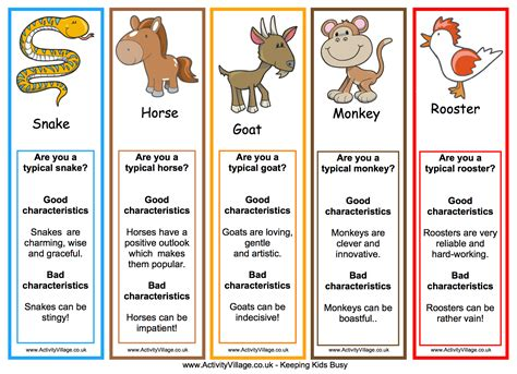 new year animals bookmarks hit a home run in the year of the boar and jackie