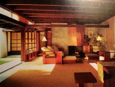 Frank Lloyd Wright Home Interiors Frank Lloyd Wright Interior Frank Lloyd Wright Style