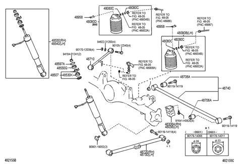 lexus gx470 rear door parts diagram lexus auto wiring diagram 2004 lexus gx470 rear spring shock absorber