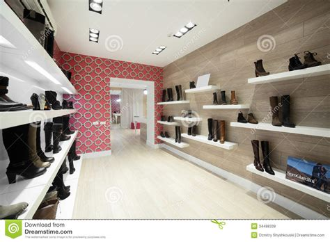 european sneaker stores luxury european shoes store royalty free stock images
