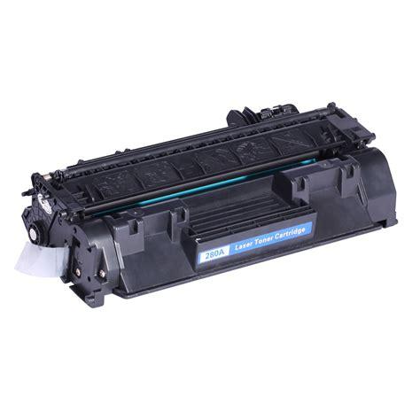 Hp Toner Cartridge 80 A Cf 280 A hp 80a cf280a lasertoner sort kompatibel 2700 print