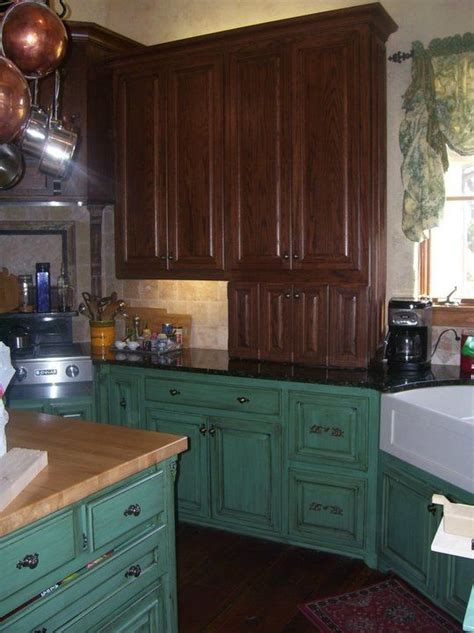 teal kitchen cabinets kitchen cabinets teal quicua com