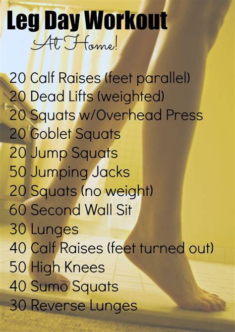 25 best ideas about legs day on leg