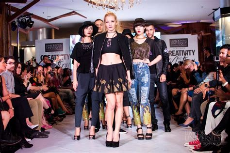 fashion design university in malaysia creativity in motion graduation fashion show pushes