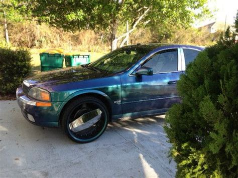 Ls Handmade - purchase used custom lincoln ls in kissimmee florida