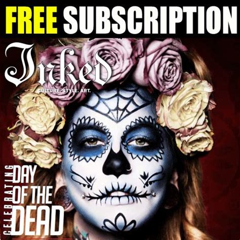 free tattoo magazines get your free one year digital subscription to inked
