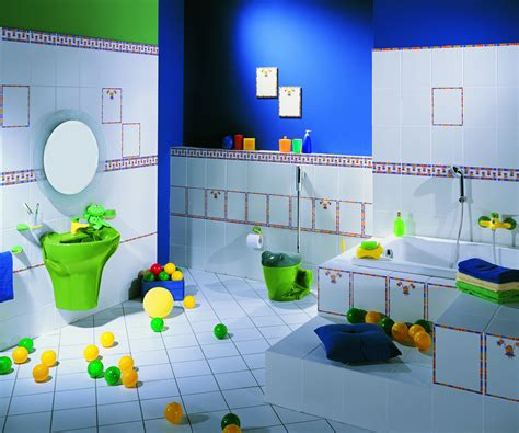 fun kids bathroom ideas 20 colorful kids bathrooms allarchitecturedesigns