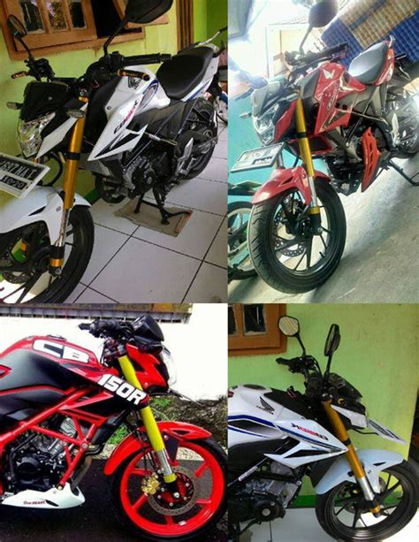 Jalu Cover As Model Gmc Roda 250 Cbr 150 250 R15 Xabre Cb Vixi cover shock model upsidedown all new cb150r