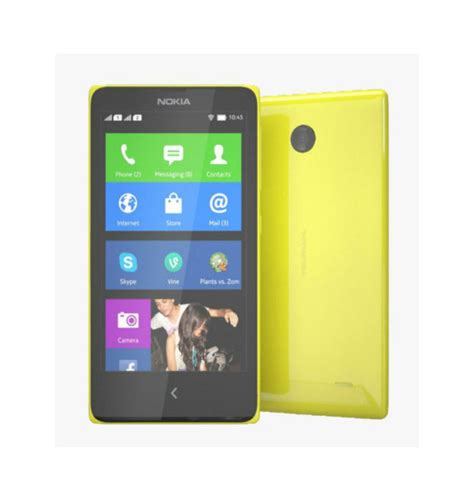 Hp Nokia Xl Dual Sim nokia xl dual sim 4gb yellow mobile phones at low prices snapdeal india