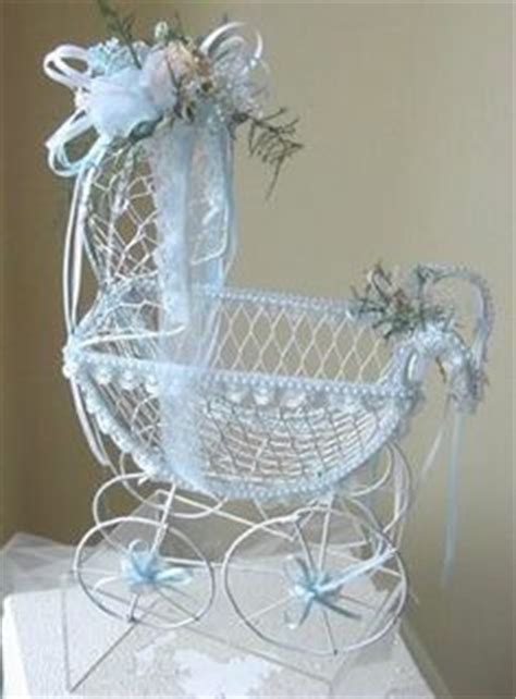175 Best Images About Baby Shower On Pinterest Baby Wire Baby Stroller Centerpieces