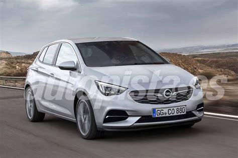 Nuevo Opel Mokka X 2020 by Opel Lanzar 225 8 Coches Nuevos Hasta 2020 Corsa Astra
