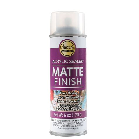 diy setting spray matte aleene s glue products craft diy project adhesives aleenes matte spray acrylic sealer