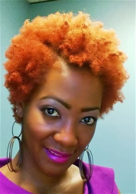 carrot top hairstyles naturally fierce feature tammy global couture blog