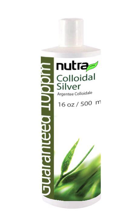 Colloidal Silver Heavy Metal Detox by Colloidal Silver