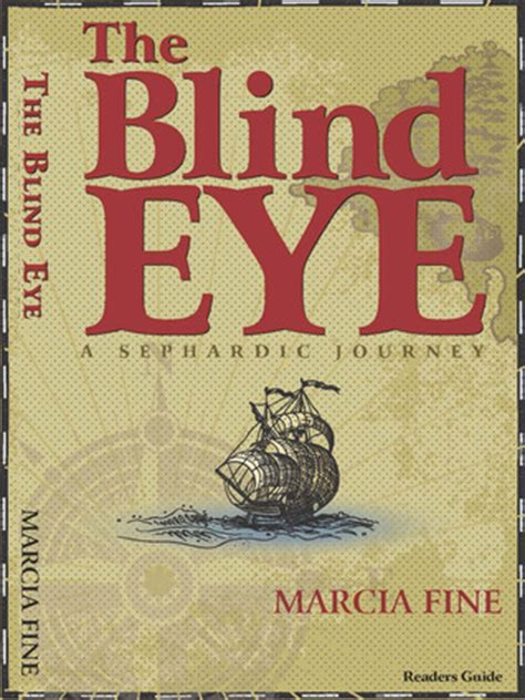The Blind Eye Book the blind eye a sephardic journey by marcia reviews discussion bookclubs lists