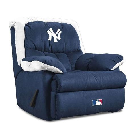 New York Yankees Home Team Recliners Yankees Recliners
