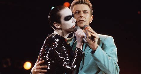freddie mercury flashback see bowie metallica at freddie mercury tribute