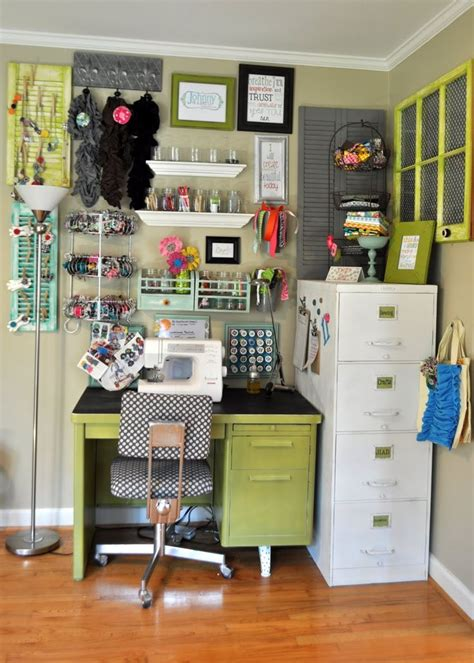 sewing room ideas for small spaces awesome small craft space craft space organization inspiration pi