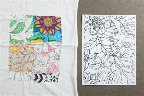 secret garden coloring book markers the secret garden alabama chanin journal