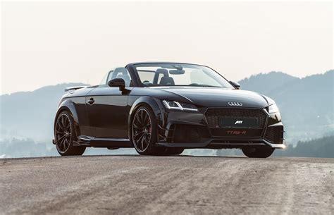 Tt Audi R8 by Abt Turn Audi Tt Into Mini R8 Spyder With Tt Rs R Roadster
