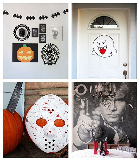 nerd home decor our nerd halloween diy geek halloween our nerd home