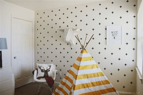 tutorial wall sticker jazz up your walls with some of these 50 diy wall decals