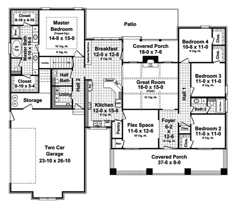 arts and crafts house plans english arts and crafts house plans