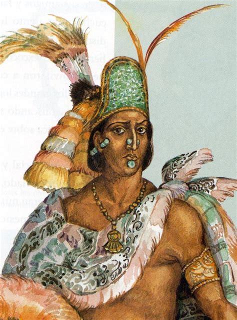 imagenes de emperadores aztecas avizora moctezuma ii moctezuma xocoyotzin