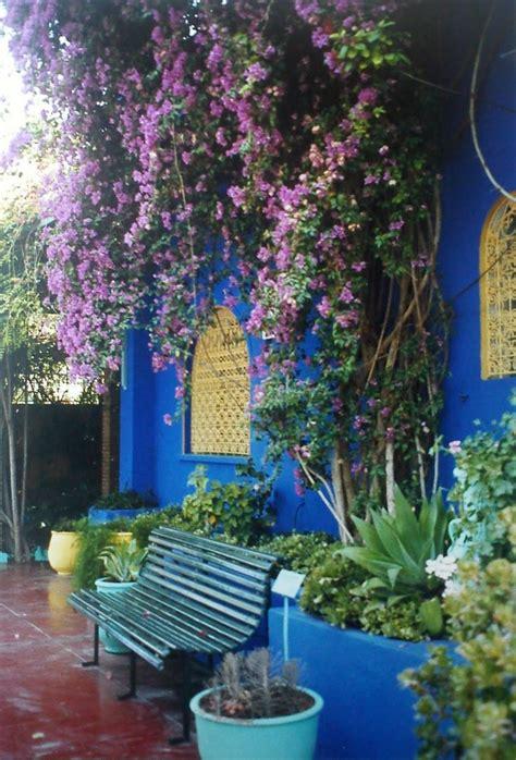 Blue Skies Arabesque 246 best images about jardin majorelle in marrakech