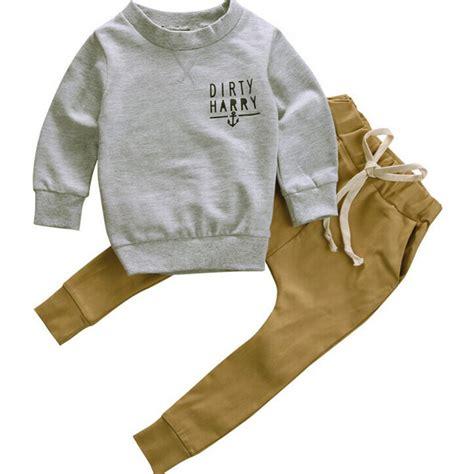 Hoodie Avicii 2 Dennizzy Clothing boys winter clothes set newborn toddler baby boy clothes t shirt hoodie tops