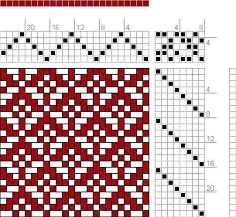 Pin Weaving Patterns Free Patterns Pin Loom Template