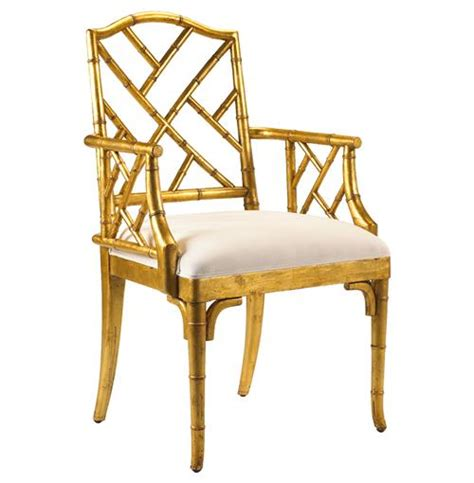 chinese chippendale chairs chinese chippendale hollywood regency gold bamboo dining