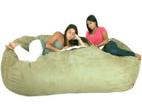 cool and colorful relaxing large bean bag chairs for adults